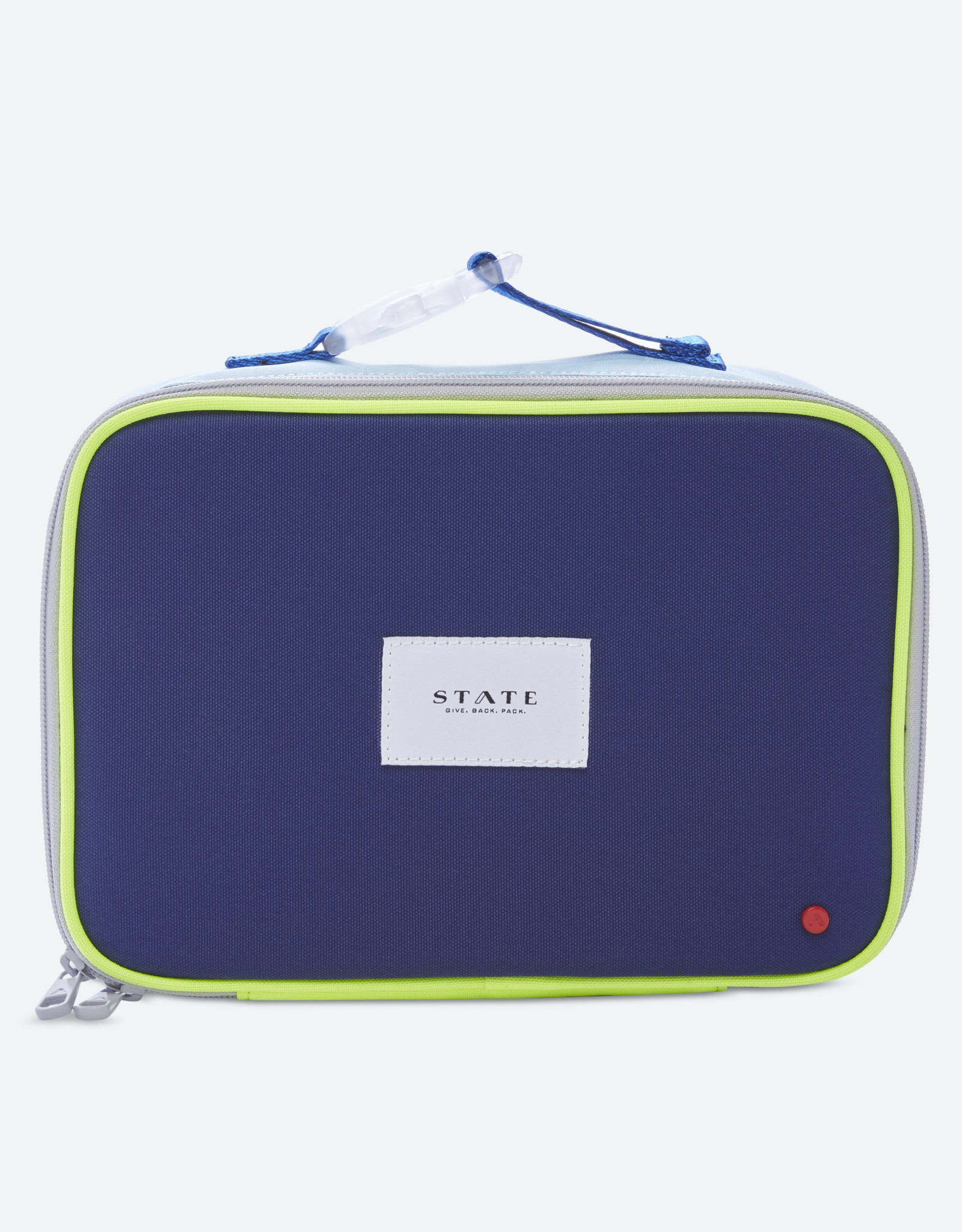 State Bags rodgers- navy/neon