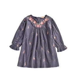 Louise Misha ines dress- storm flowers