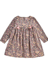 Louise Misha rouya dress- nordish flowers
