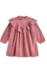 Louise Misha akuti dress- redwood
