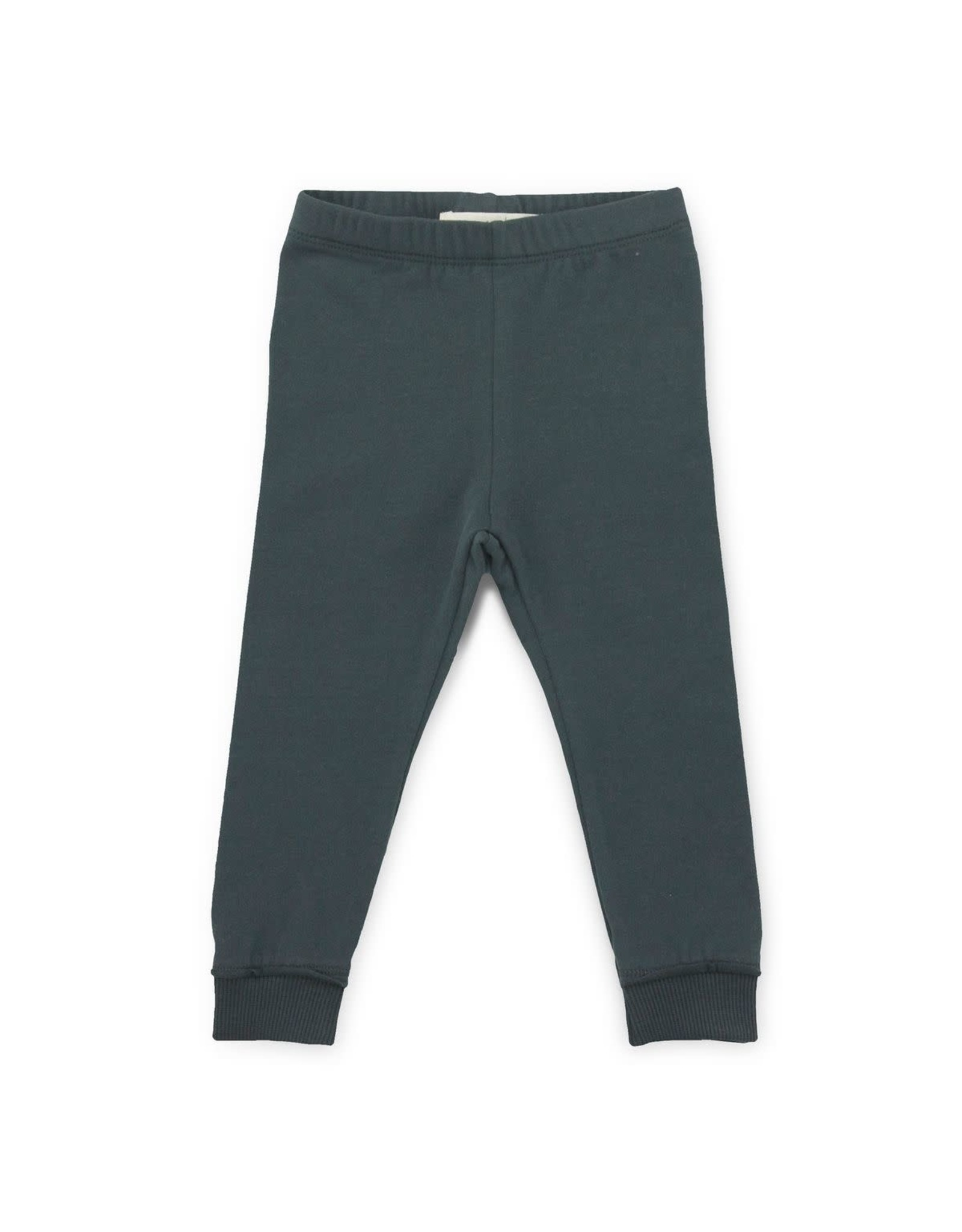 BabyClic charcoal leggings
