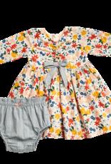Pink Chicken lucy dress set- floral