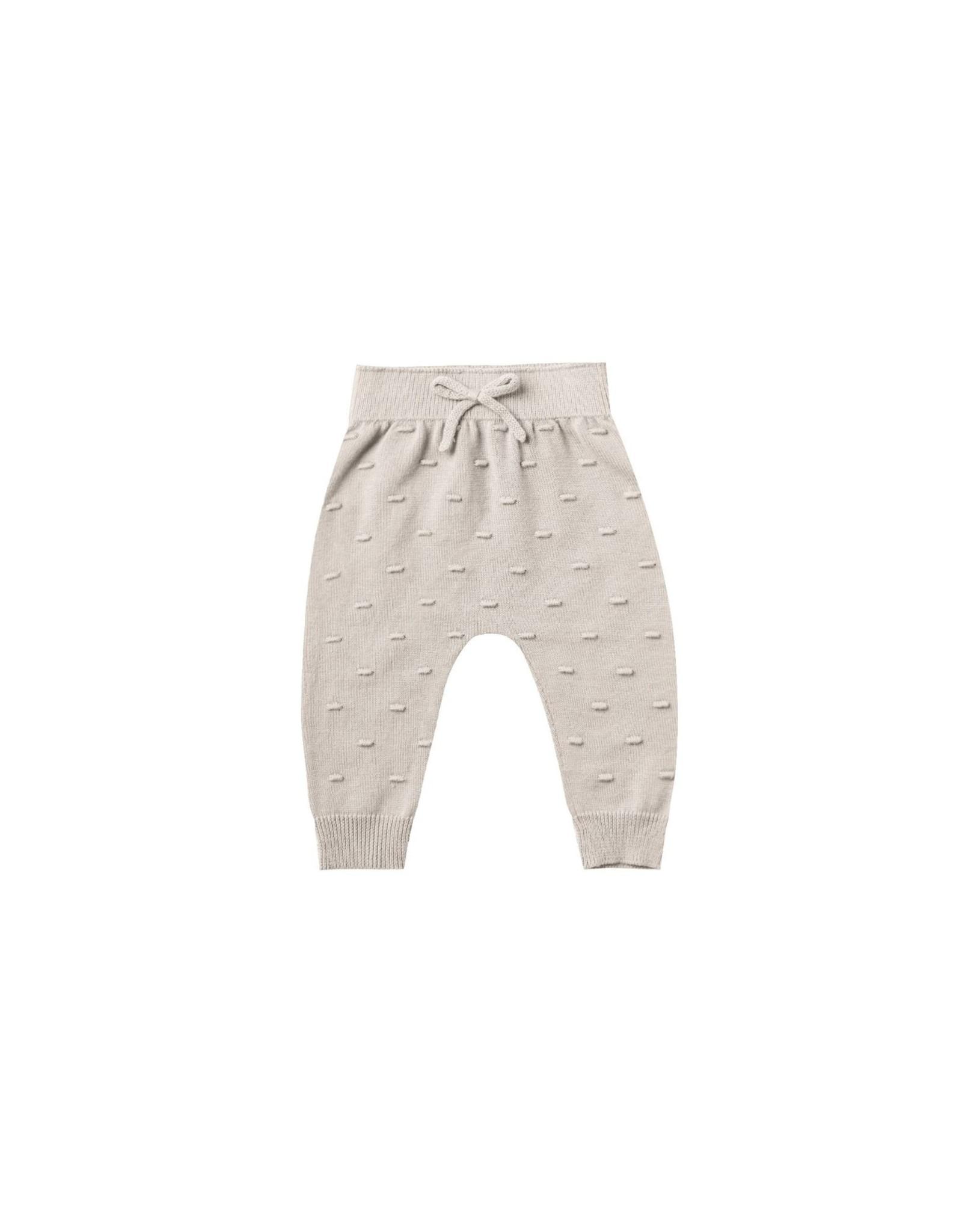 Quincy Mae knit pant- fog