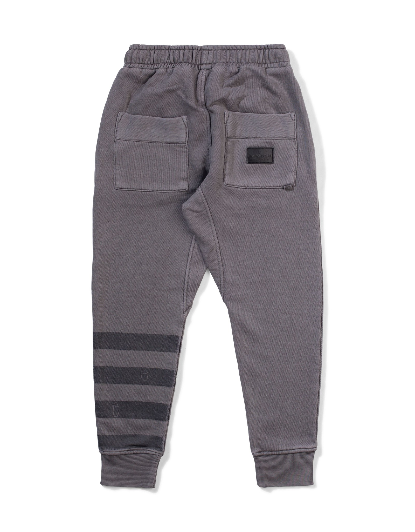 Munster Kids sundays pant- washed charcoal