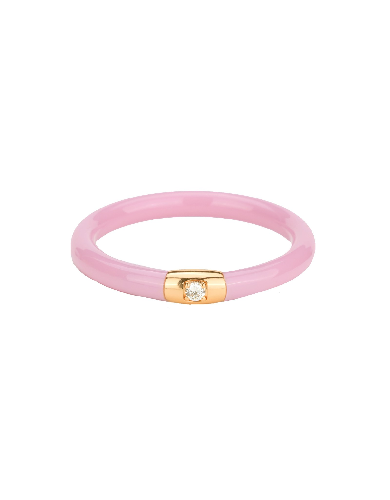 BuDhaGirl kids pink bangle