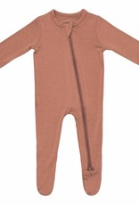 Kyte Baby zippered footie- spice