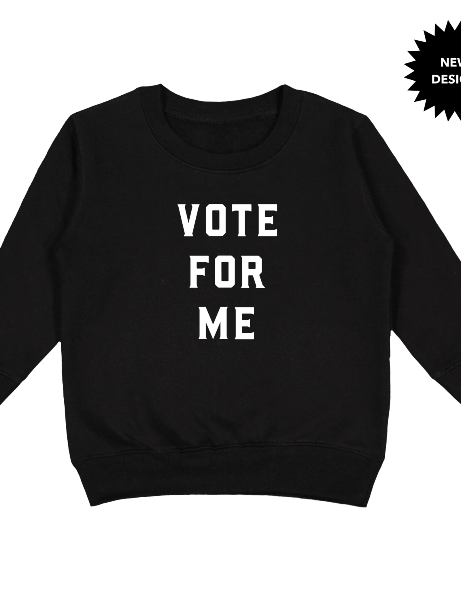 Love Bubby vote for me pullover