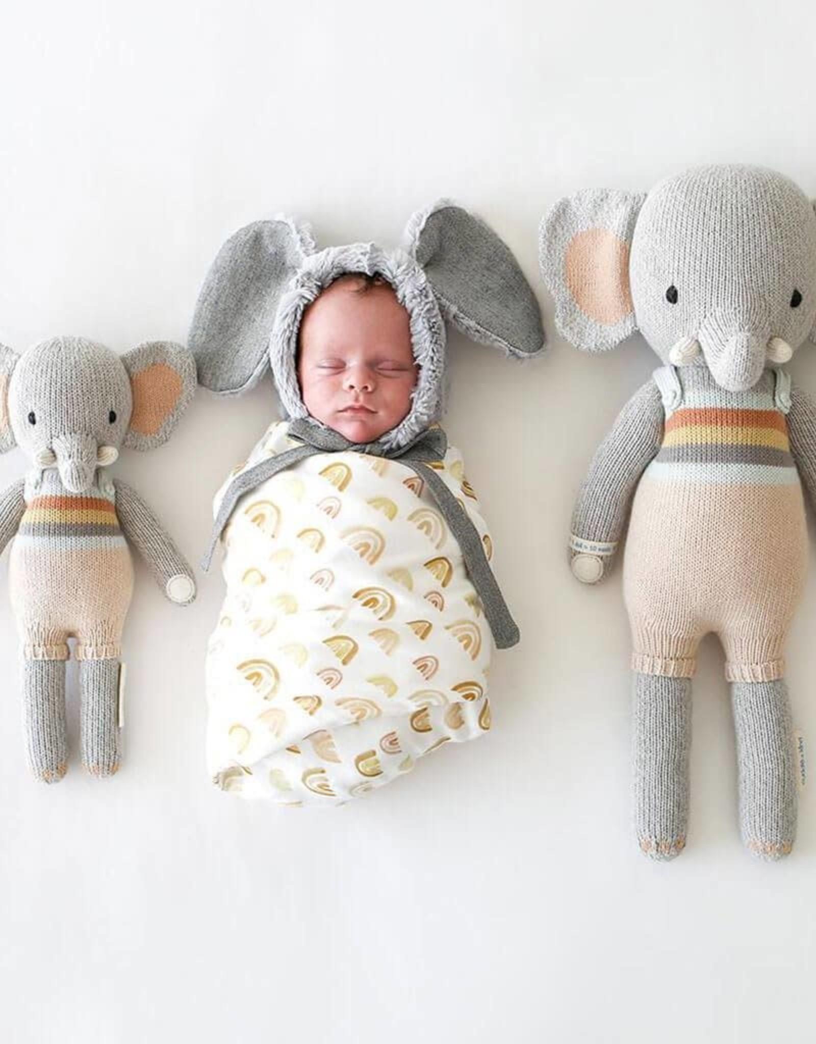 Cuddle+Kind evan the elephant- little