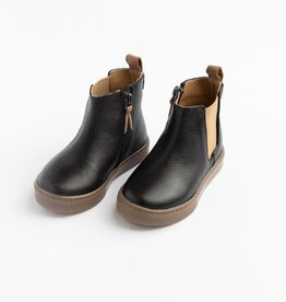 Freshly Picked chelsea boot- ebony