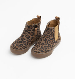 Freshly Picked chelsea boot- leopard