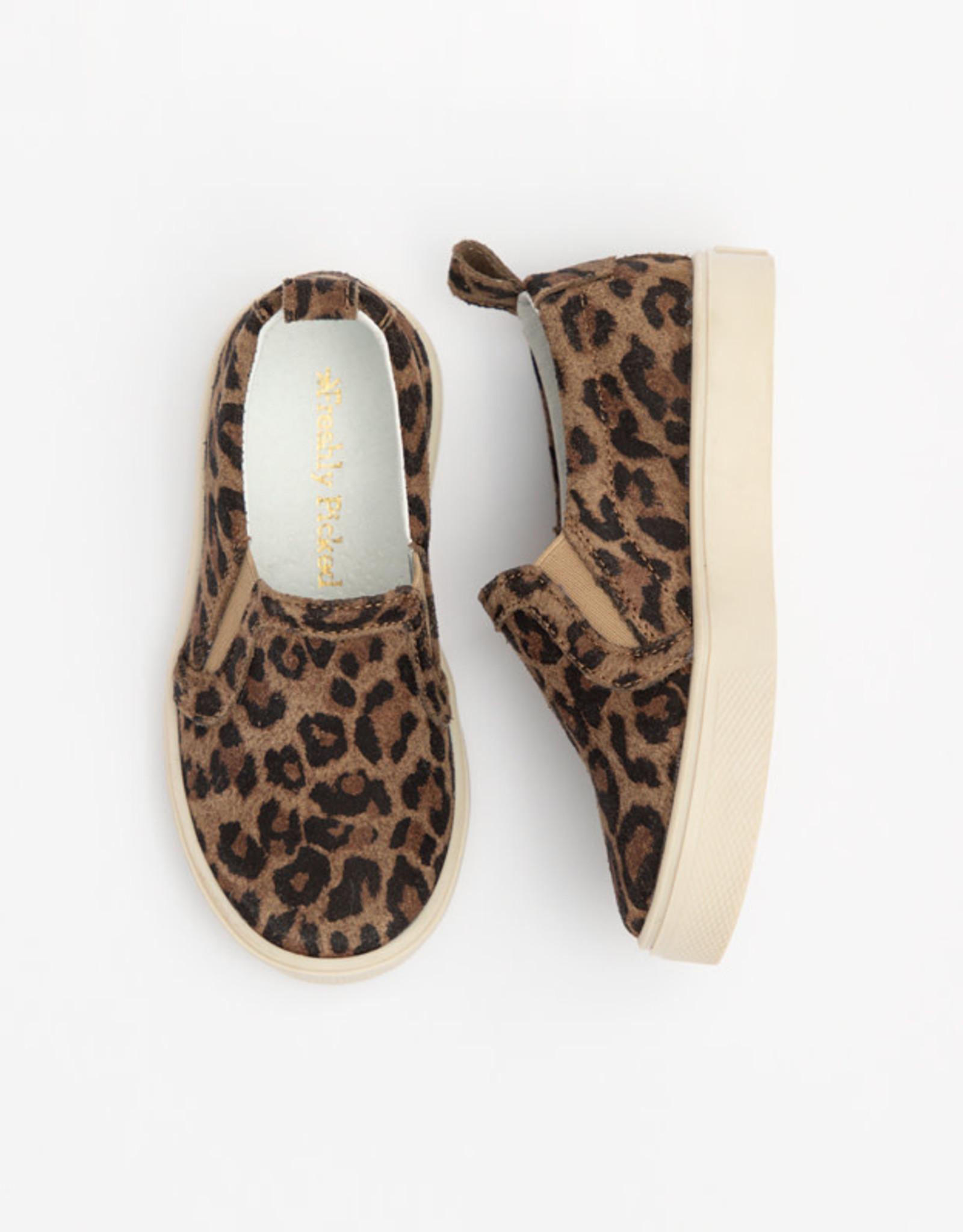 Freshly Picked slip on- leopard
