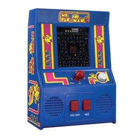 Schylling ms pac man mini arcade game