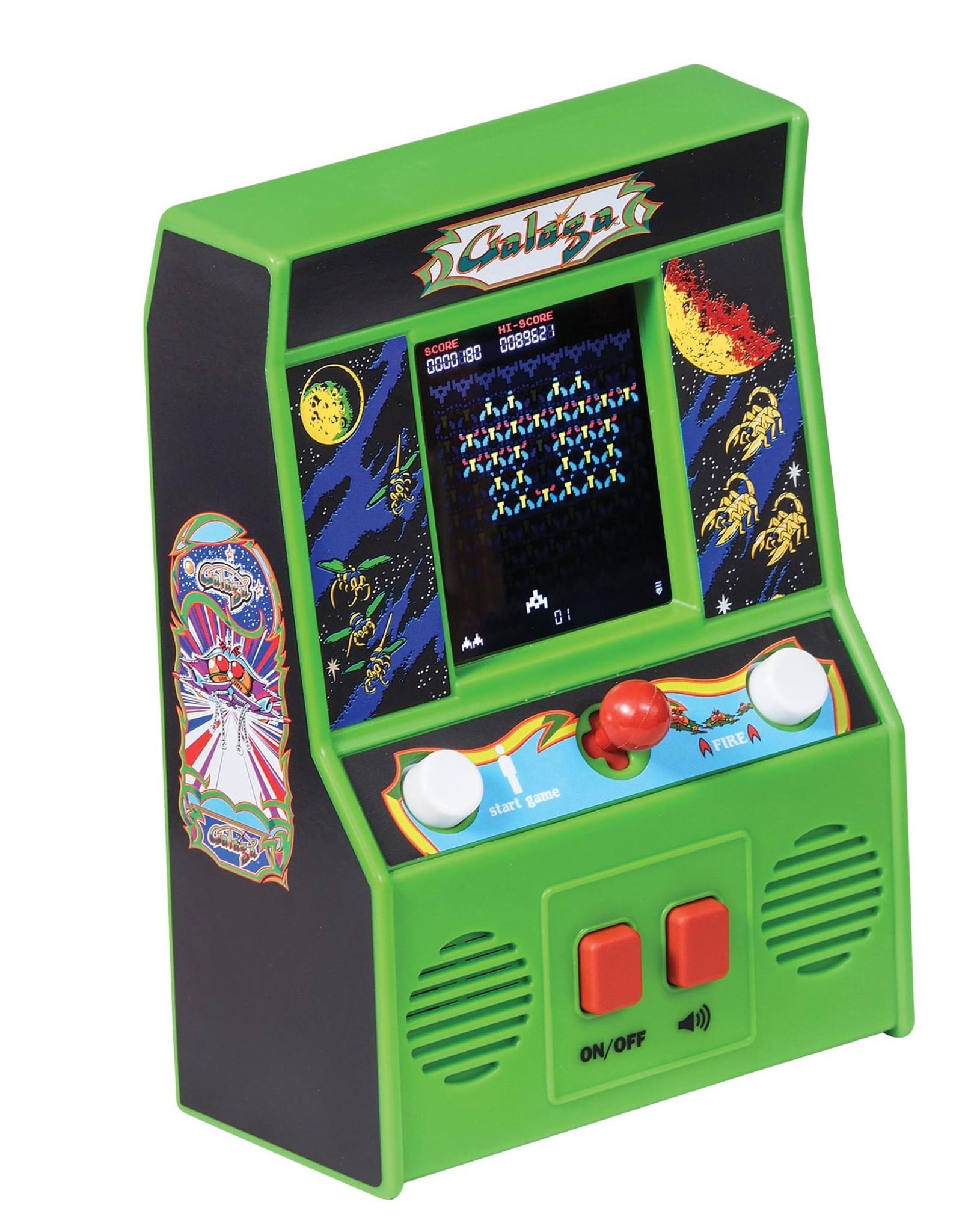 Schylling galaga mini arcade game