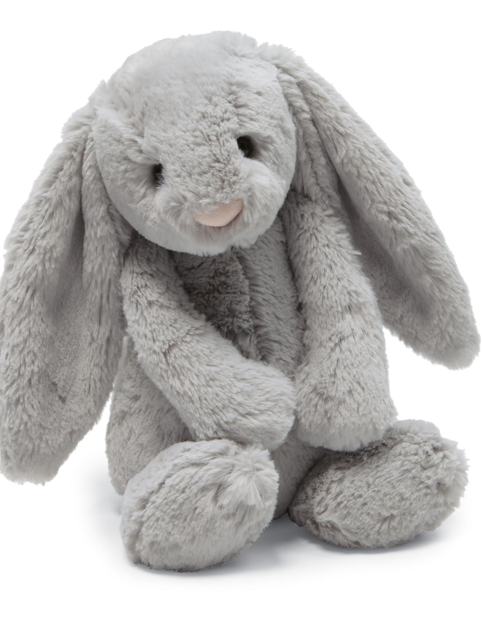 Jellycat bashful grey bunny - small