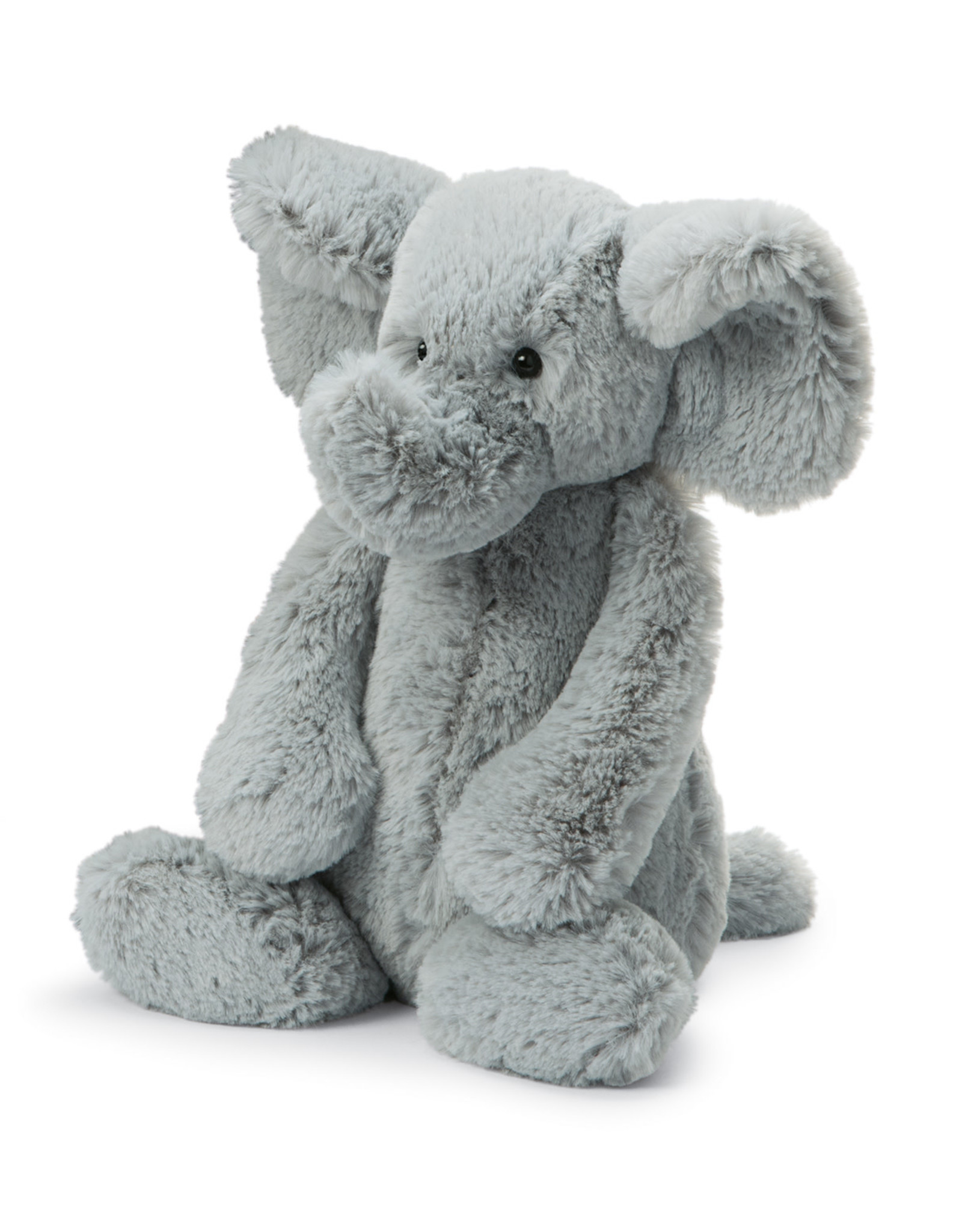 Jellycat bashful grey elephant- medium