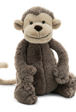 Jellycat bashful monkey- medium
