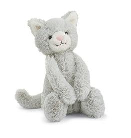 Jellycat bashful grey kitty- medium