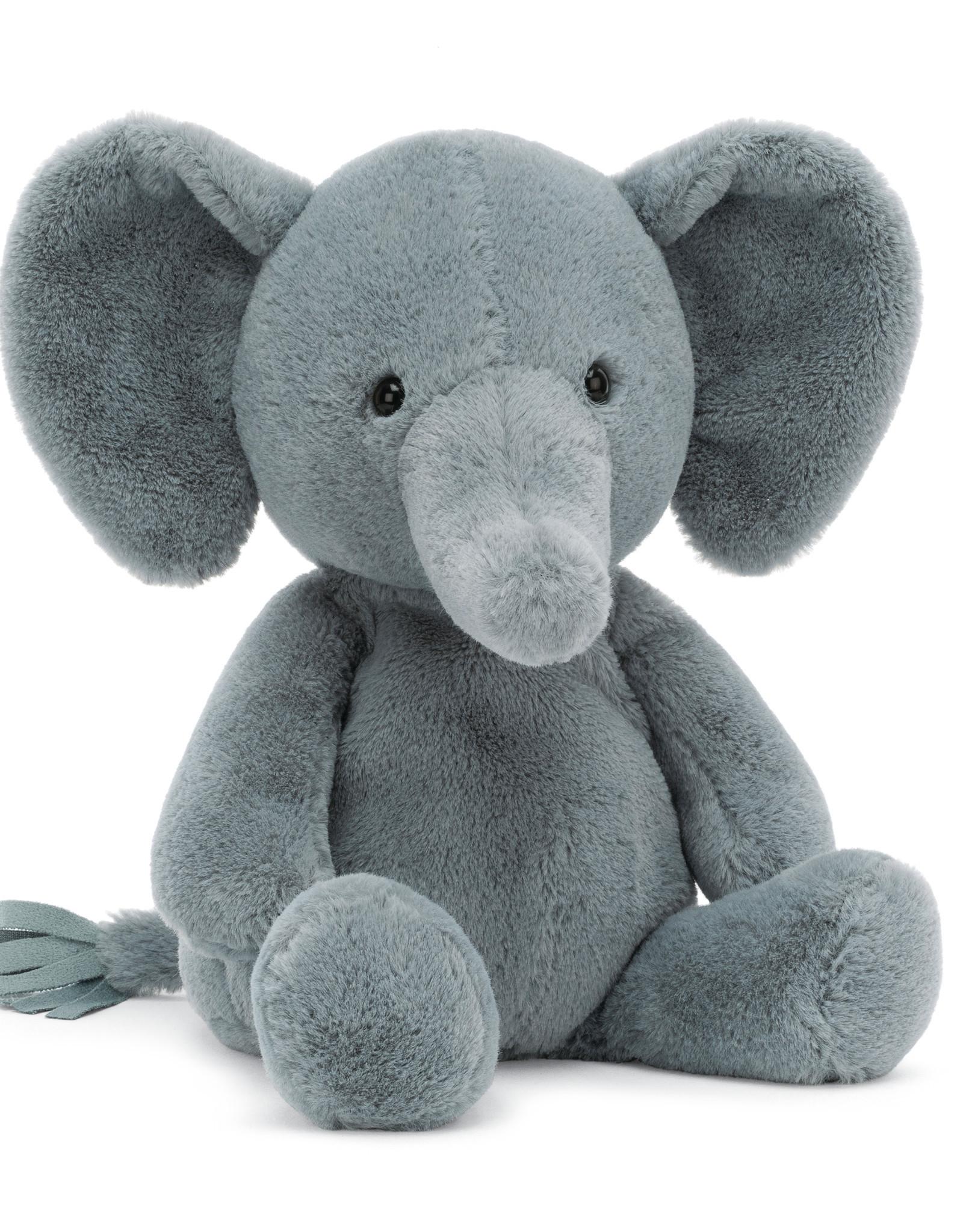 Jellycat nimbus elephant