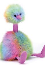 Jellycat rainbow pom pom- medium