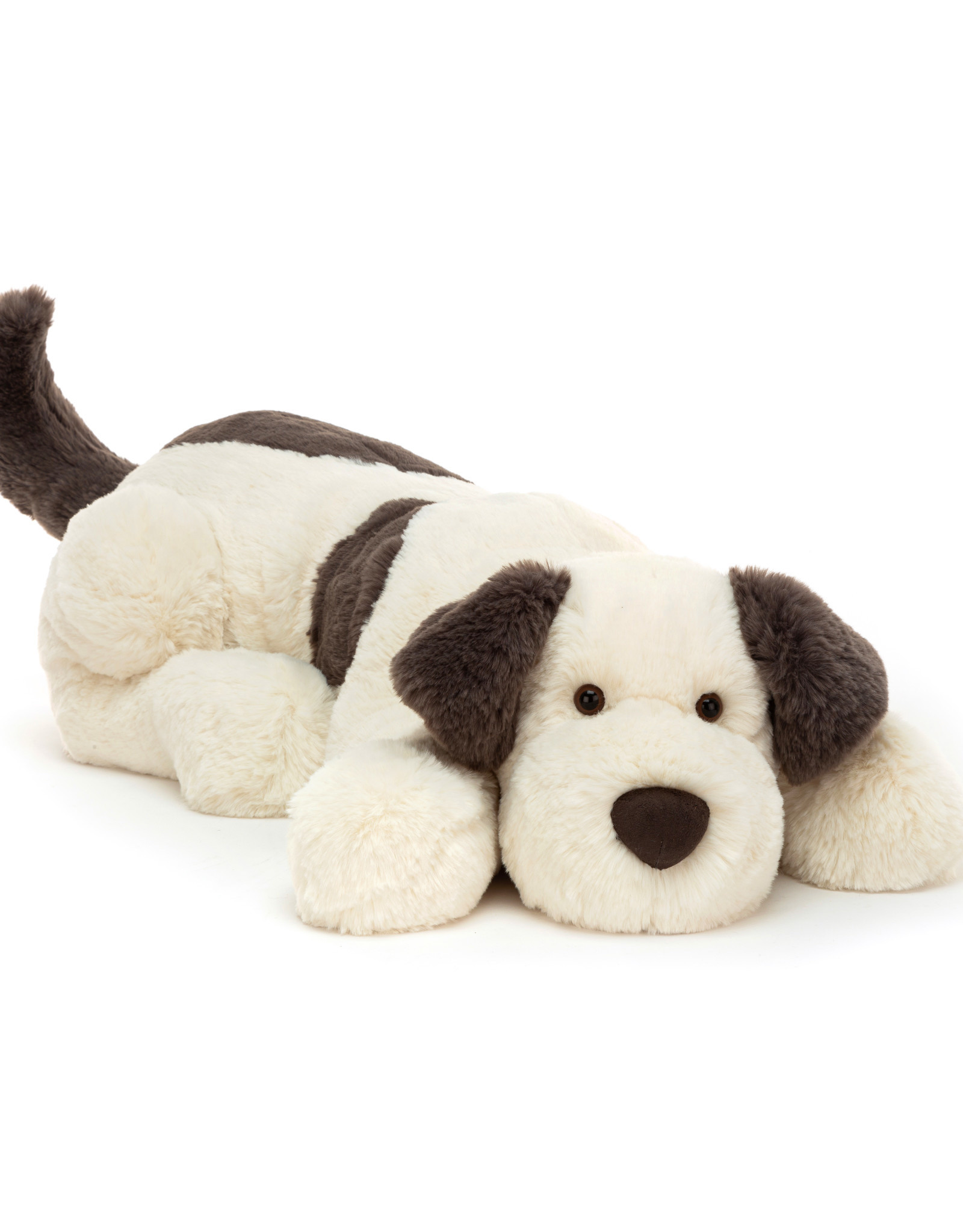 Jellycat dashing dog- huge