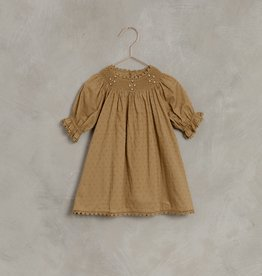 Noralee maddie dress- golden