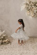 Noralee dottie dress- blue