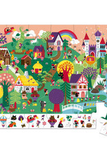 Janod observation puzzle- fairy tales