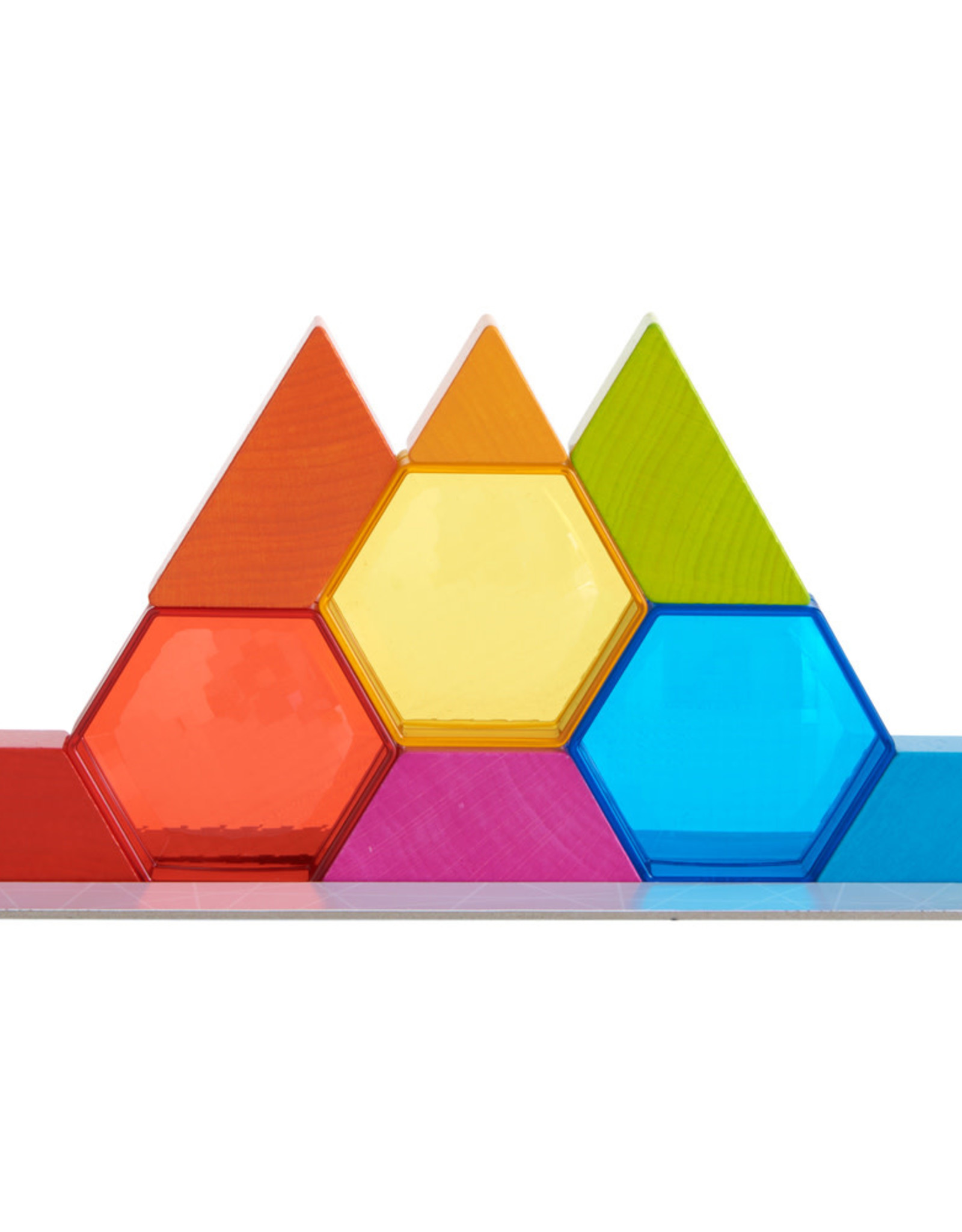 Haba stacking game color crystals