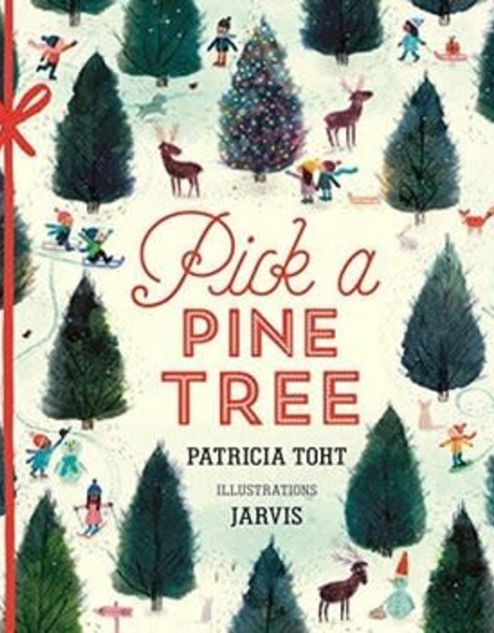 Penguin Random House Pick A Pine Tree