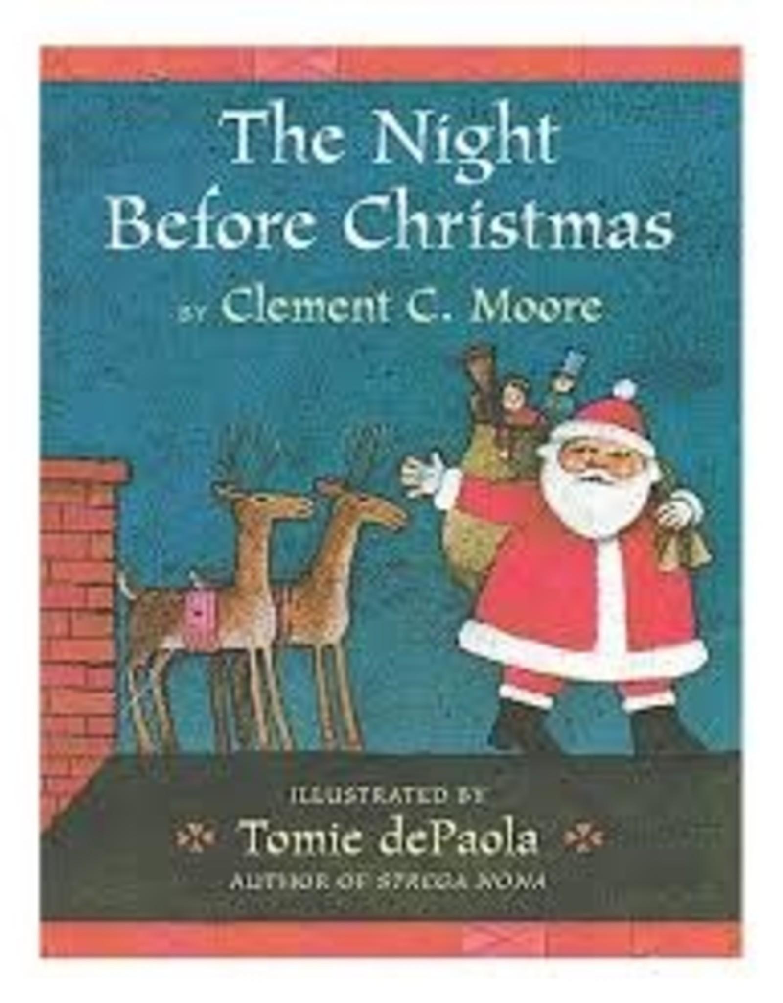 Penguin Random House Night Before Christmas