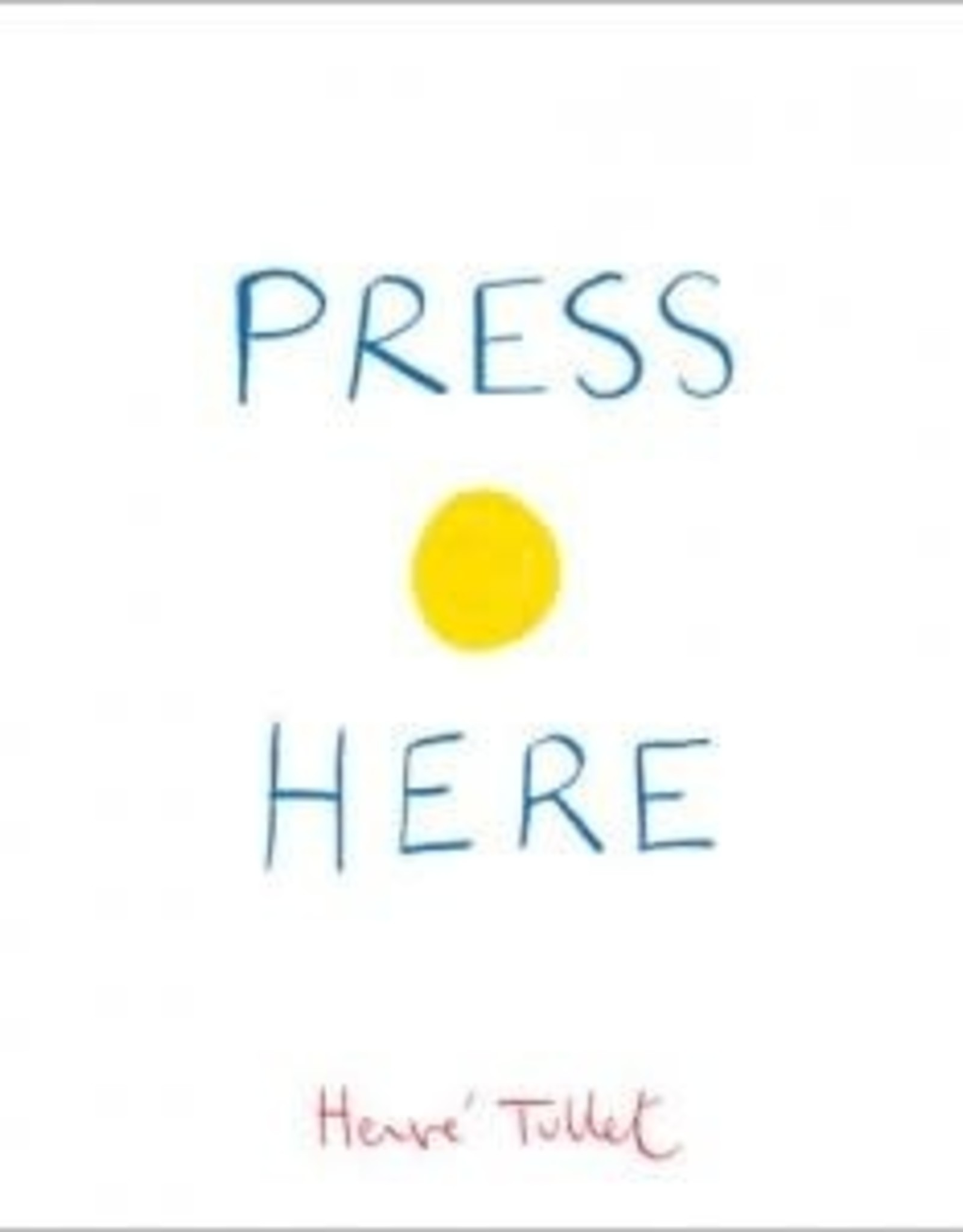 Chronicle Books Press Here