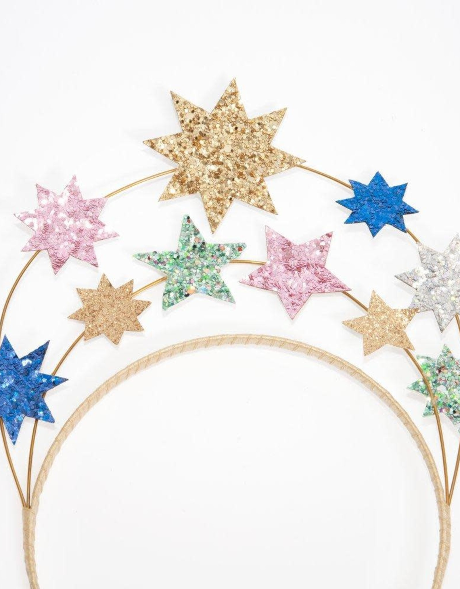 Meri Meri glittery star hb