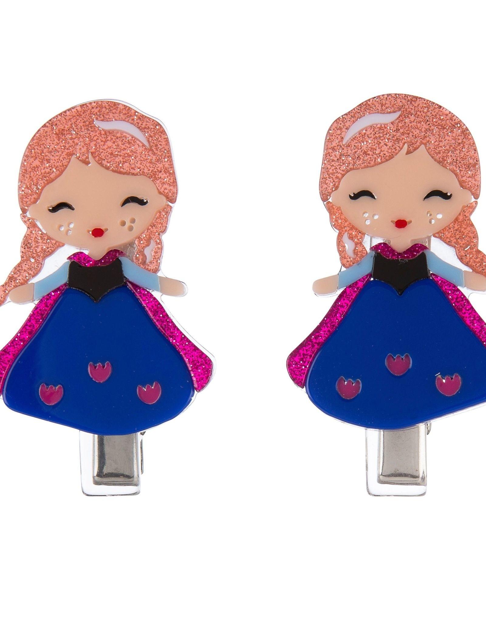 Lilies & Roses anna hairclips