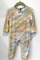 Little Moon Society anderson onesie- sunrise