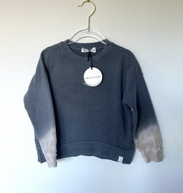 Little Moon Society pullover- blue edge