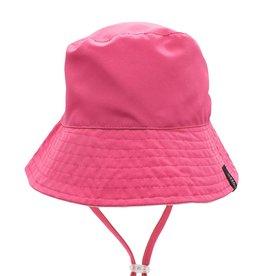 Feather 4 Arrow reversible bucket hat- pink