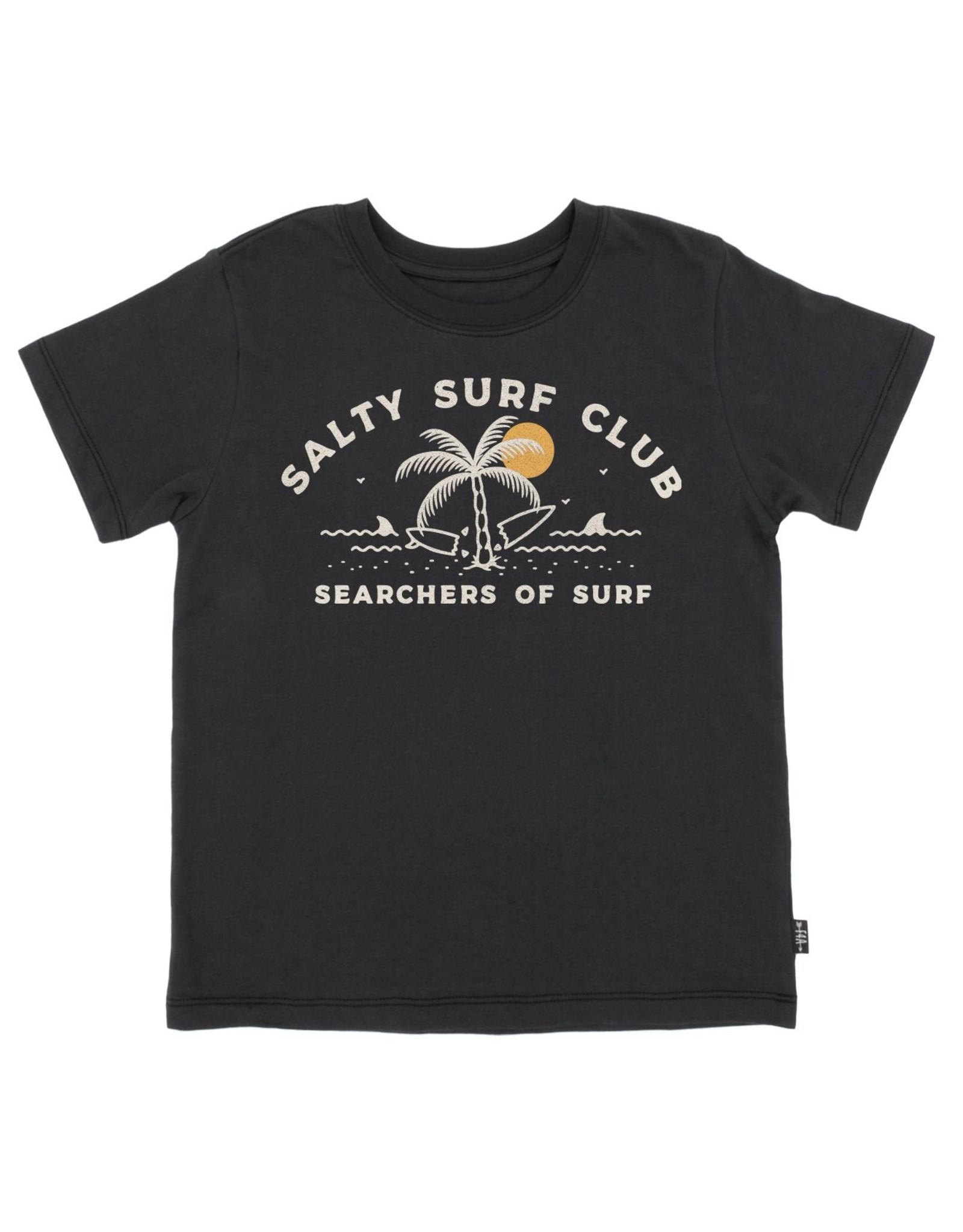 Feather 4 Arrow salty surf club tee