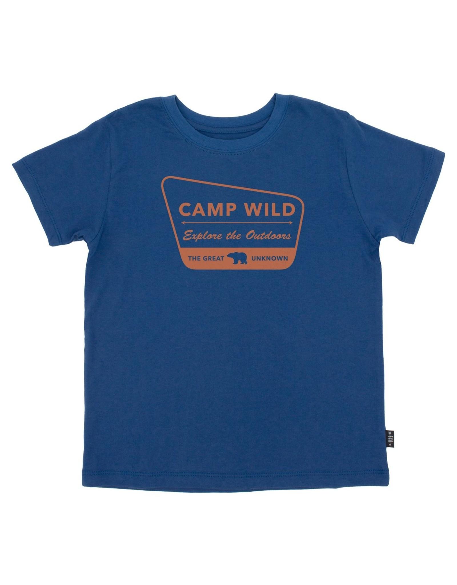 Feather 4 Arrow camp wild tee