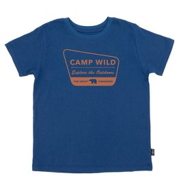 Feather 4 Arrow camp wild tee
