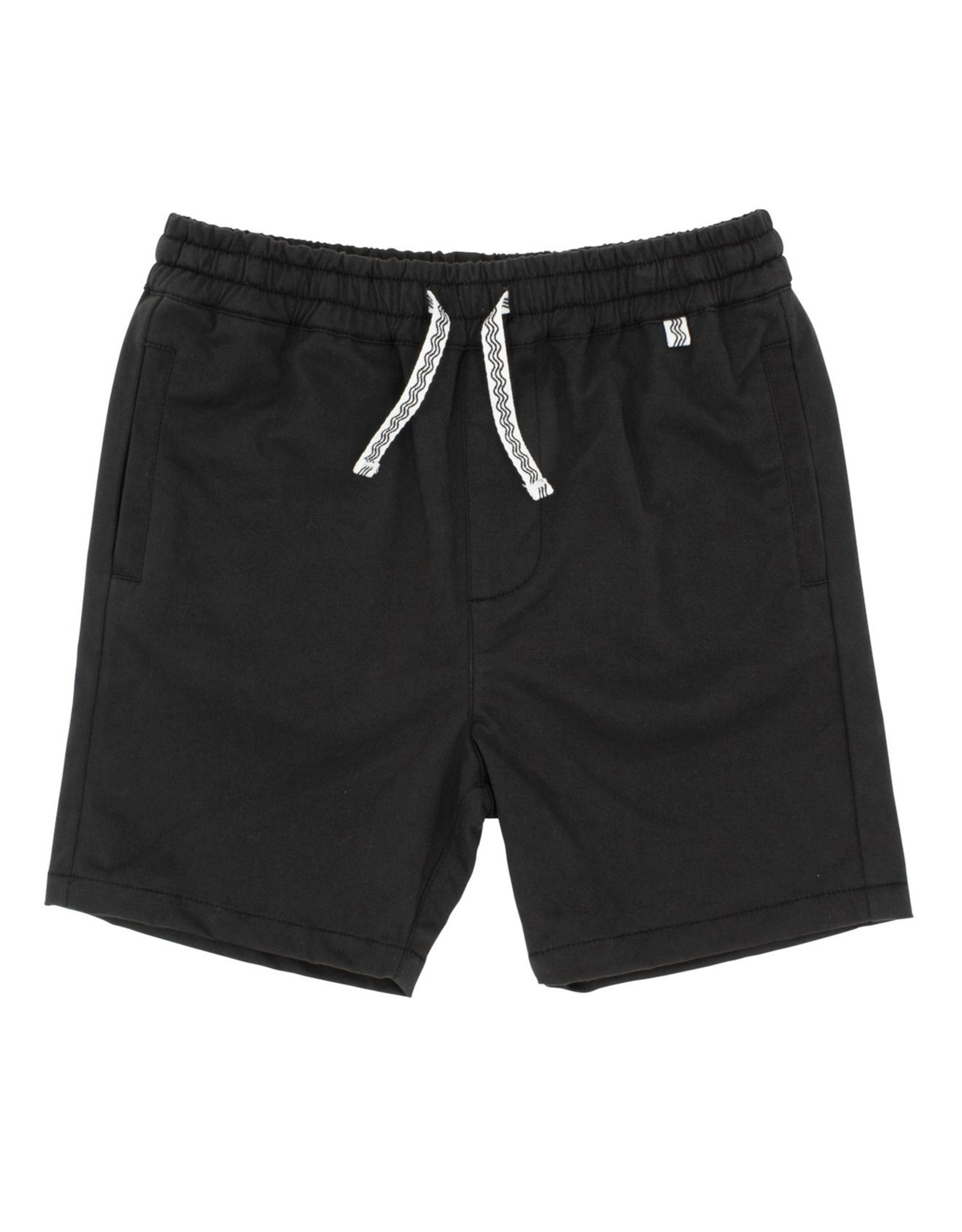 Feather 4 Arrow line up short- charcoal