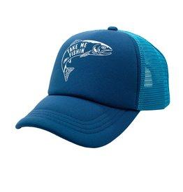 Feather 4 Arrow take me fishin' hat