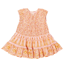 Pink Chicken penelope dress- strawberry cream