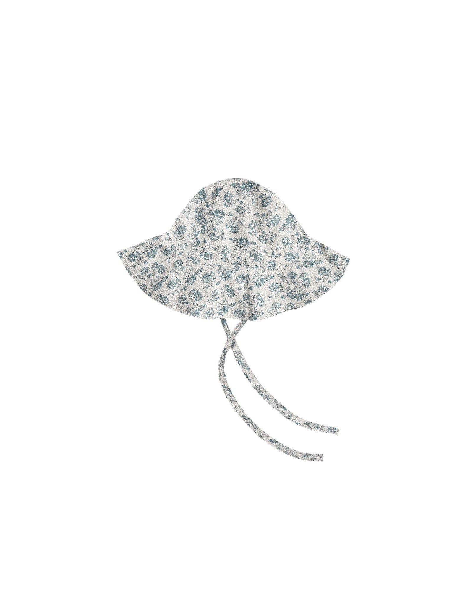 Rylee and Cru floppy sun hat- roses