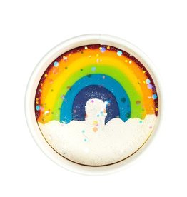 Land of Dough over the rainbow luxe