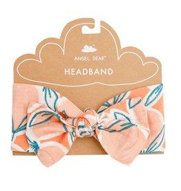 Angel Dear peachy headband