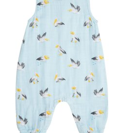 Angel Dear pelicans romper