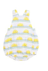 Angel Dear sun stripe retro sunsuit