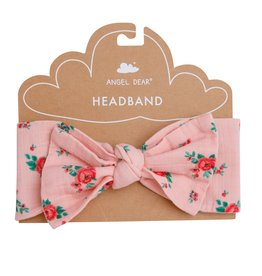 Angel Dear mini rose headband
