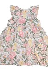 Angel Dear traditional floral dress