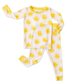 Little Sleepies sunshine pajamas